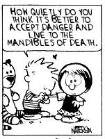 Calvin and Markov